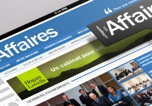 Magazine des Affaires